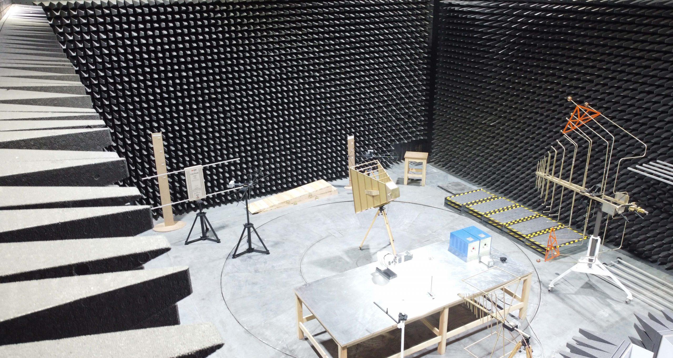 EMI/EMC Test Odası